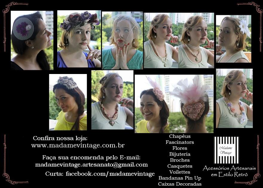 ba509b5b790bc Madame Vintage  As Diferentes Facetas da Boina