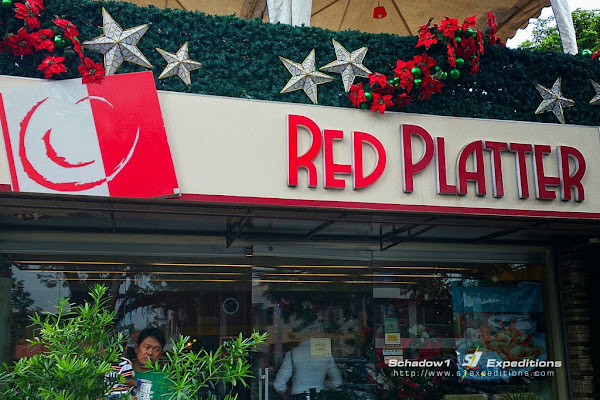 Red Platter - Food Trip - Naga City - Schadow1 Expeditions