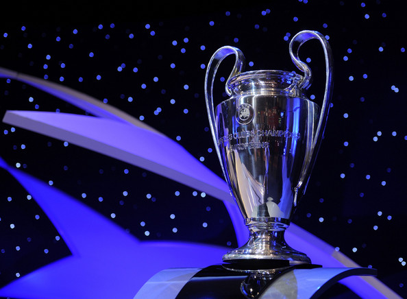 aficionado.: Sorteo de Octavos de Final de la Champions League 11/12