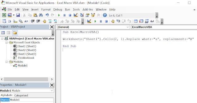 Excel Macro VBA: Excel Macro - VBA - Reading and Writing ...