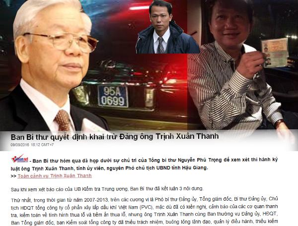 Ông Trịnh Xuân Thanh sắp bị dẫn độ về Việt Nam?