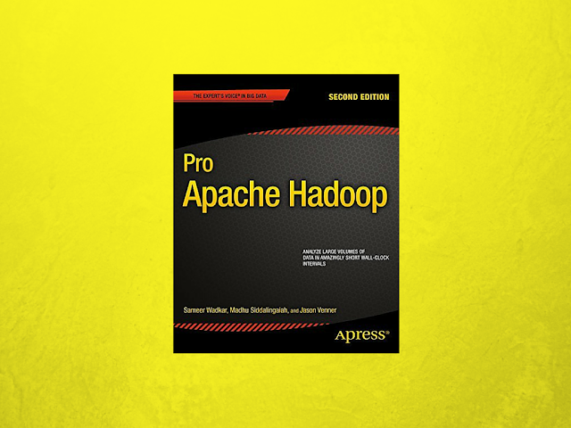 Exclusive editorial book review of pro apache hadoop book