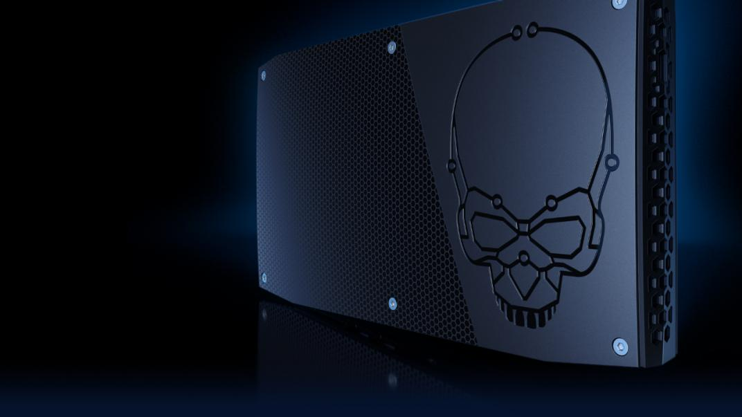 Launched Intel® NUC: Change the Game (A Mini Beast).