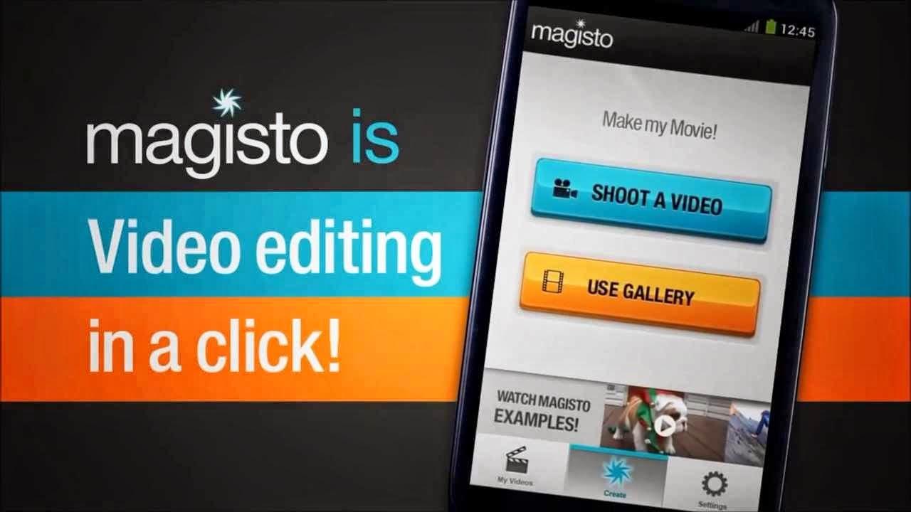 افضل 5 تطبيقات تعديل  فيديو للاندرويد