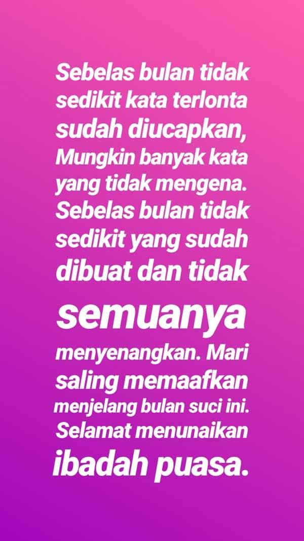 story instagram ramadhan