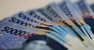 uang lima puluh ribu rupiah