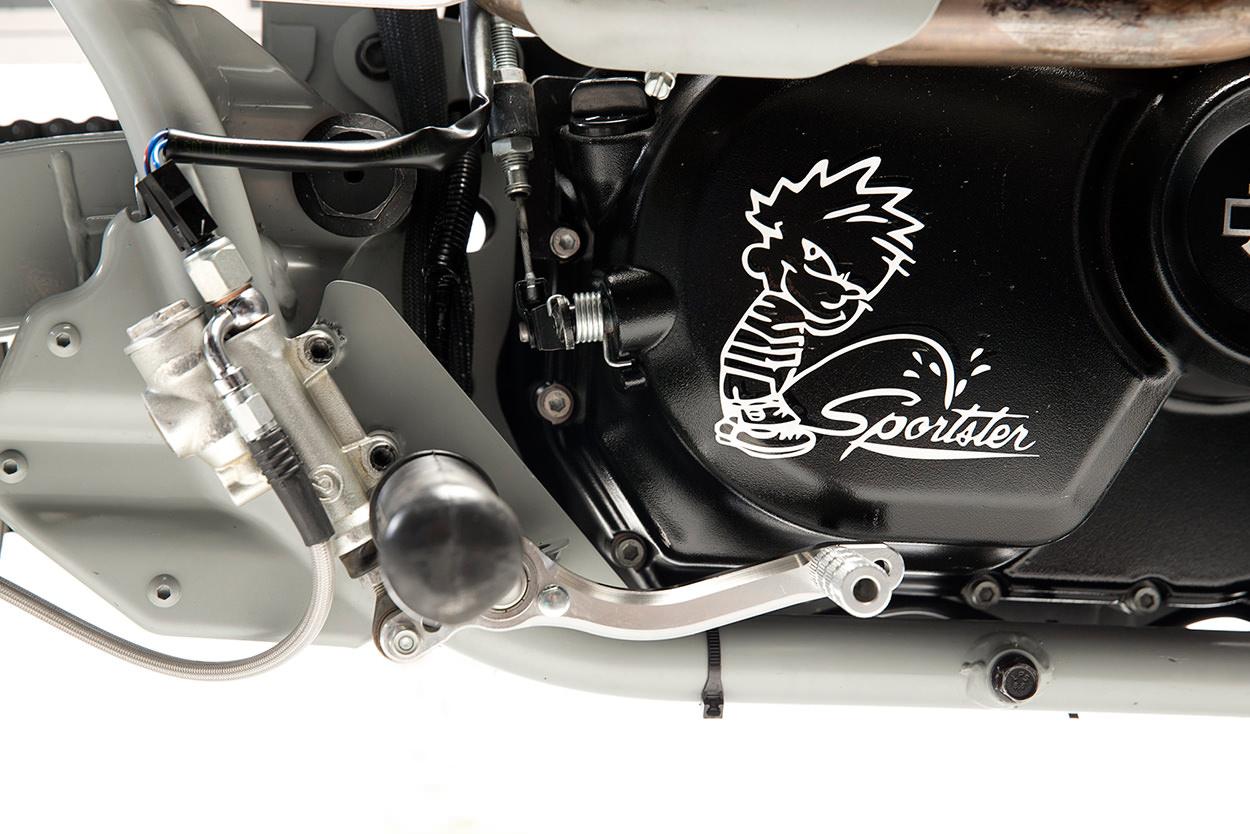 Racing Caf U00e8  Harley Xg 750 Flat Track By See See Motorcycles