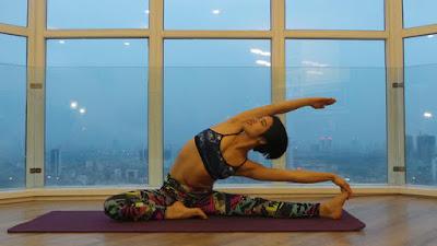 Giảm mệt mỏi với 3 tư thế yoga