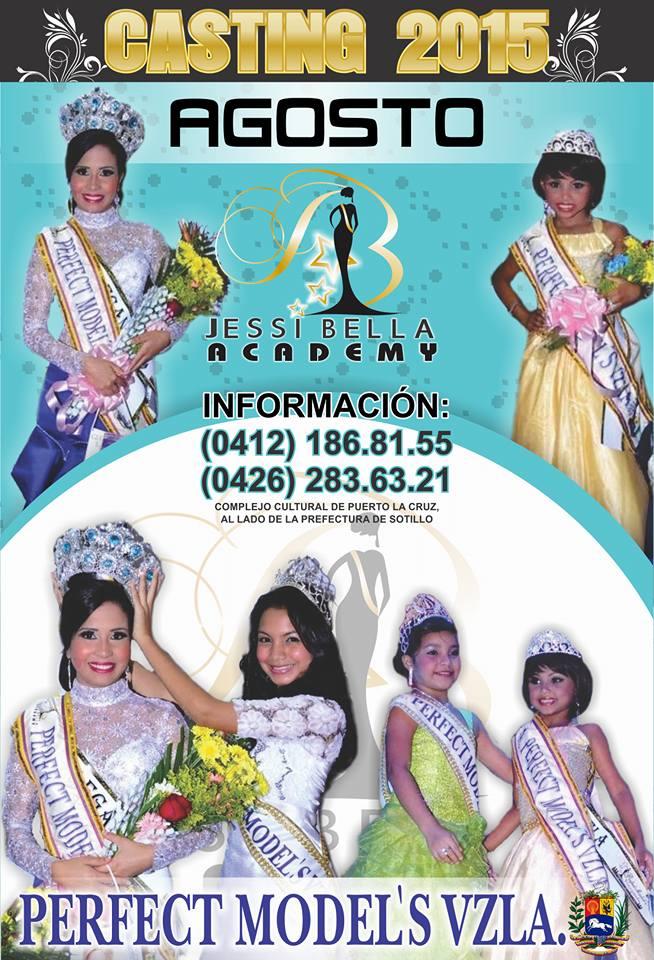 Jessi Bella Academia invita al casting Perfect Models Venezuela ... fd080ffc7cb