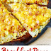 Breakfast Pizza with Hash Brown Crust