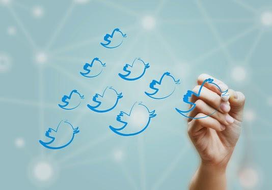 Znikające wpisy na Twitterze