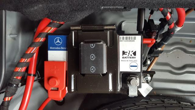 Pin nuôi nguồn ECO/Hold