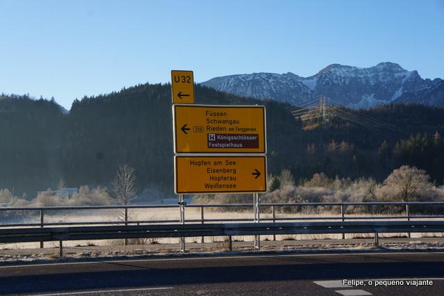 Neuschwanstein e Hohenschwangau