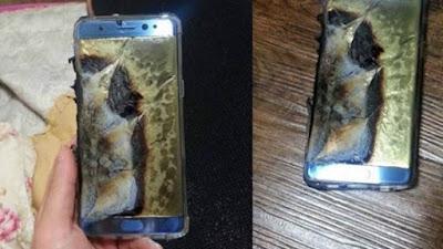Akhirnya Samsung Ungkap Penyebab Meledaknya Samsung Galaxy Note 7!