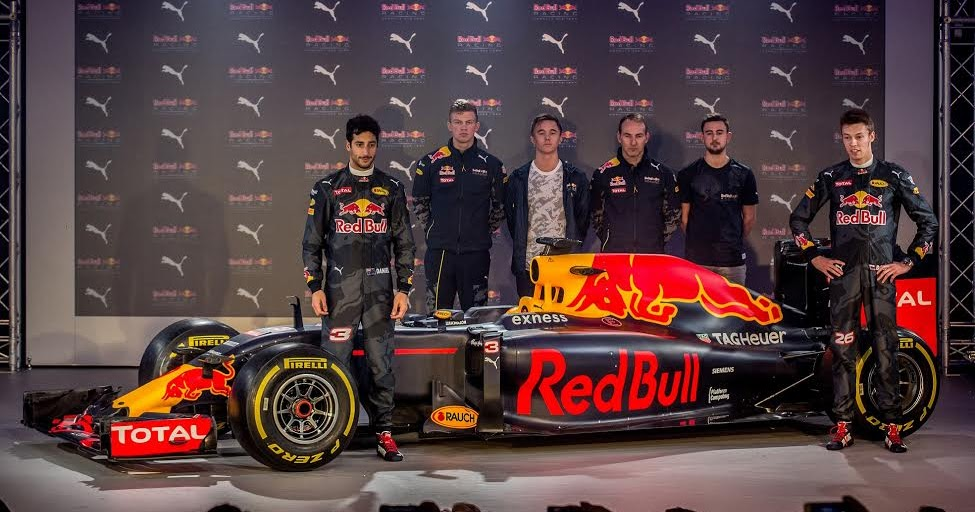 Motorsports: RED BULL RACING & PUMA REVEAL NEW TEAM LOOK
