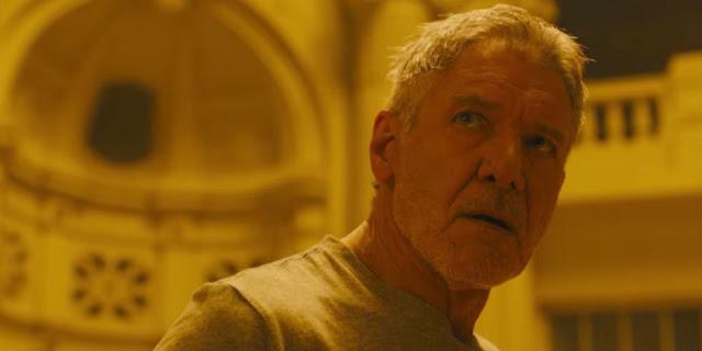 Rick Deckard (Harrison Ford) dans Blade Runner 2049
