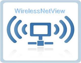 تحميل برنامج مراقبة الشبكات اللاسلكية Wireless Net View للكمبيوتر