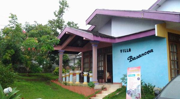 Villa and Resto Basanova