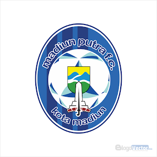 Madiun Putra FC Logo vector (.cdr) Free Download