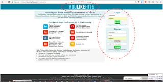 Cara Daftar YoulikeHits