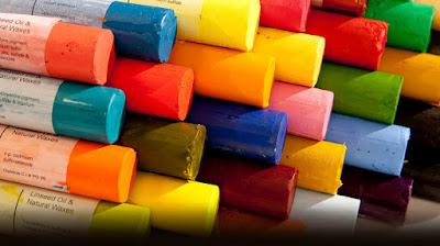 R+F Handmade Pigment Sticks