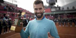 Benoit Paire resultado de tenis