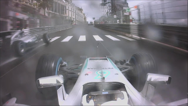 Rosberg Berikan Jalan Pada Hamilton di Balapan Monaco