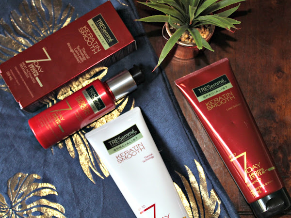 Tresemme Keratin Smooth 7 Day System