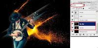Tutorial Efek Cahaya Photoshop pada Foto