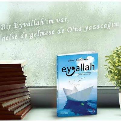 Eyvallah Kitabı Yorumu ve Alıntıları #1 : Hikmet Anıl Öztekin