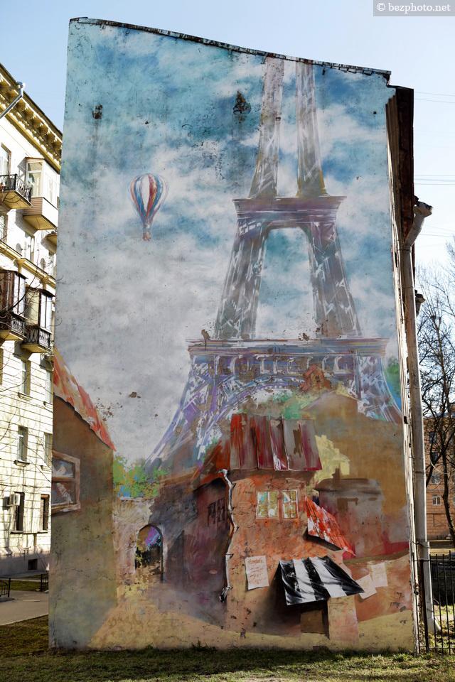 парижский дворик санкт петербурга