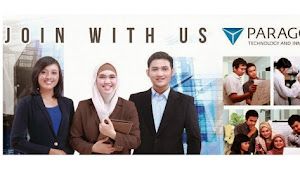 Loker VIA Email | PT.Paragon Technology and Innovation Daerah Tangerang,Jatake