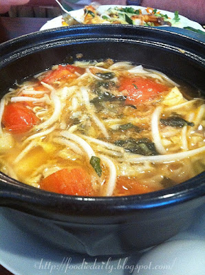 Vietnamese Sweet & Sour Fish Soup Toms River New Jersey