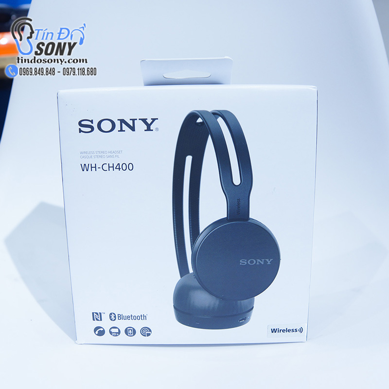 Tai nghe Bluetooth Sony WH-CH400 (Like New)