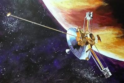 Sonda Pionner 10