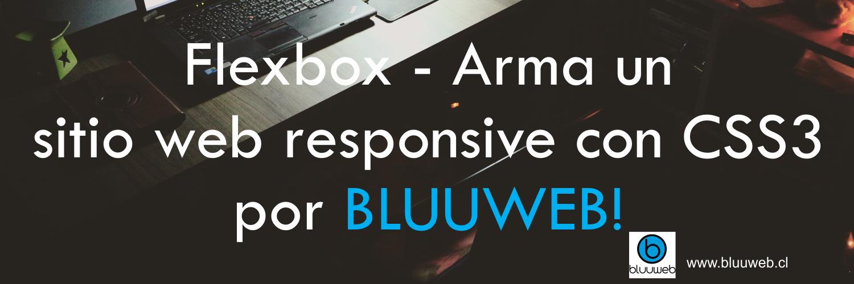 Flexbox-Arma-un-sitio-web-responsive-con-CSS3-por-BLUUWEB