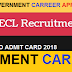 MECL recruitment 2018- Apply online ,Download admit card here 16-07-2018 - 16-08-2018