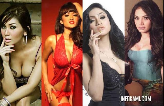7 Artis Indonesia Dengan Payudara TerSeksi