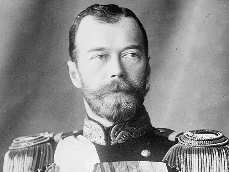 tsar nicholas ii of russia Nicholas ii, a man unprepared to rule his country, come in as the 2nd worst ruler in all of russian history pious yet weak, he should never have been tsar.
