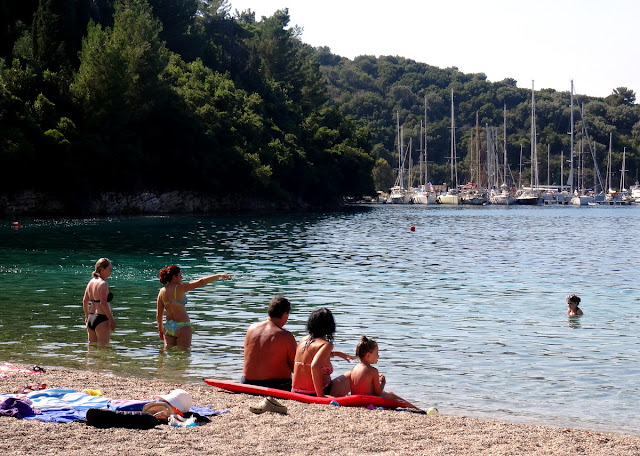 Spilia Beach