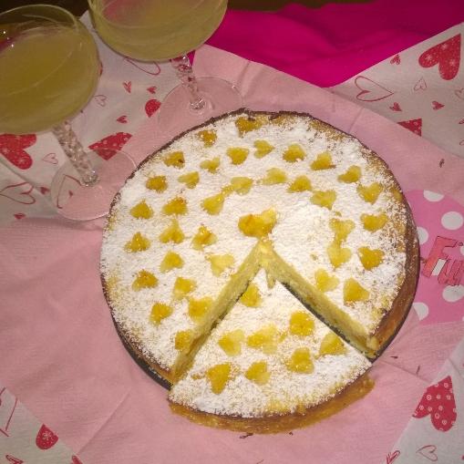 Valentinstag Quark Mandarinenkuchen Mit Herzchen Glutenfrei