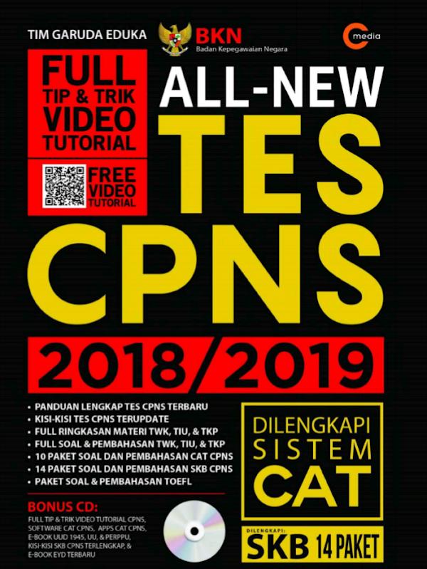 Download Materi, Soal, Tata Cara CAT CPNS 2018 Lengkap di Sini!