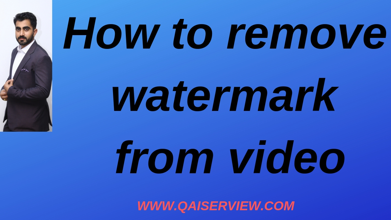 Video Logo Or Watermark Remover, Remove Watermark in Android
