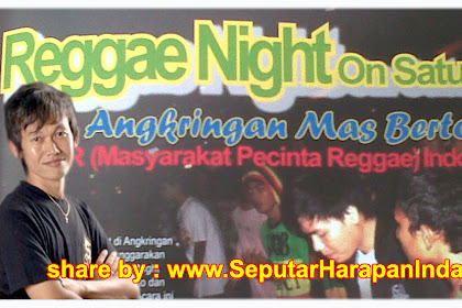 Reggae Night On Saturday
