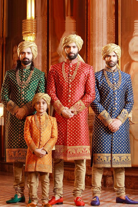 Top 12 Latest Indian Groom Dress Ideas For Reception Indian Groom