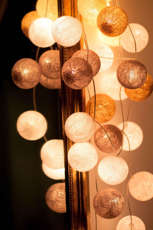 blog dla ludzi z wn trzem cotton ball light. Black Bedroom Furniture Sets. Home Design Ideas