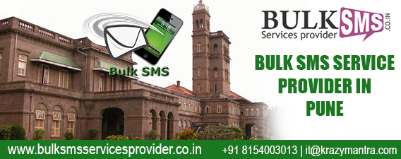 Bulk sms service provider in pune