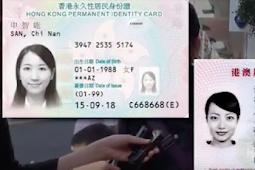 Reaksi Pro dan Kontra Mayarakat Hong Kong Menyambut Rencana Perubahan Kartu ID