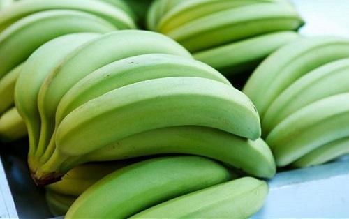 Cách chữa mụn cơm bằng chuối xanh