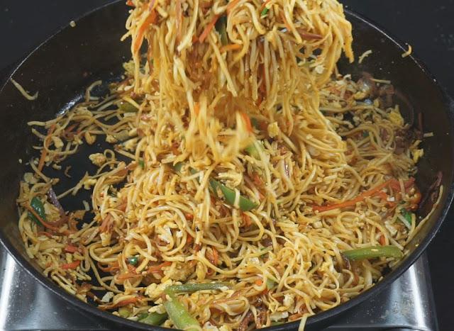 Egg-Noodles